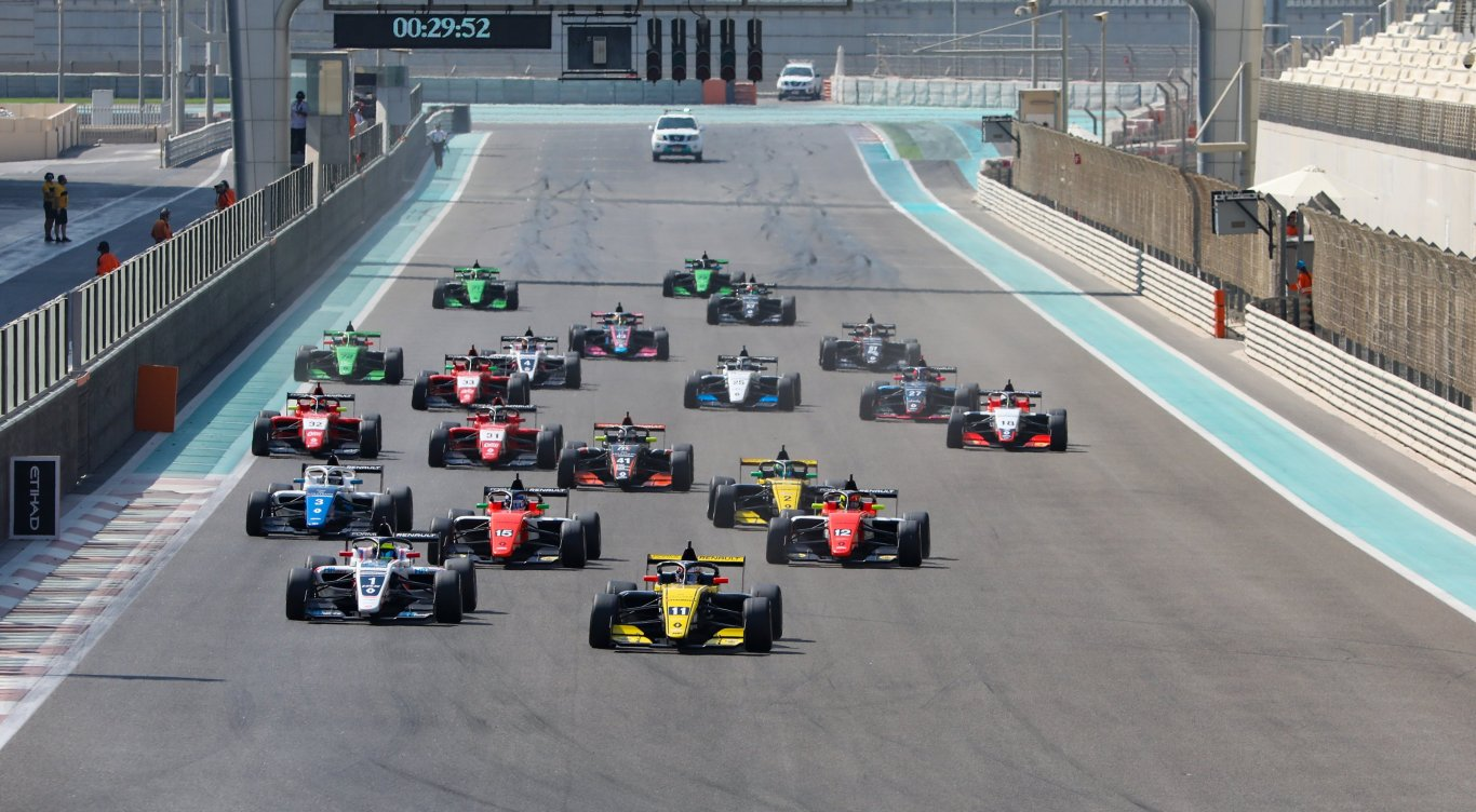 Formula Renault Eurocup grid to expand in 2020