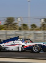 Matteo Nannini sets best time, Michael Belov dominates the Rookie Tests