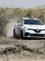 Clio Rally heads towards 2021