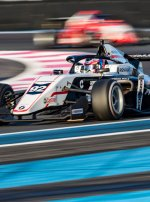 Victor Martins takes the advantage at Le Castellet